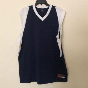 Jordan Jersey xl navy blue